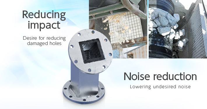 Reducing impact Desire for reducing damaged holes Noise reduction Lowering undesired noise
